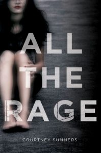 all the rage, all the rage book, ya books, young adult books, sexual assault books, ya fiction, ya book magazine, fictionist, fictionist magazine,