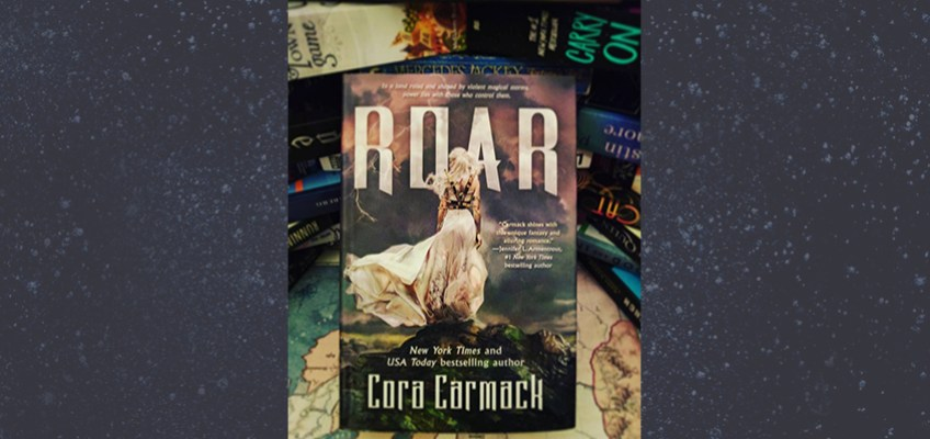 GIVEAWAY ENDED: 'Roar' by Cora Carmack