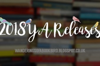 Looking for every 2018 YA book release? You're in luck!