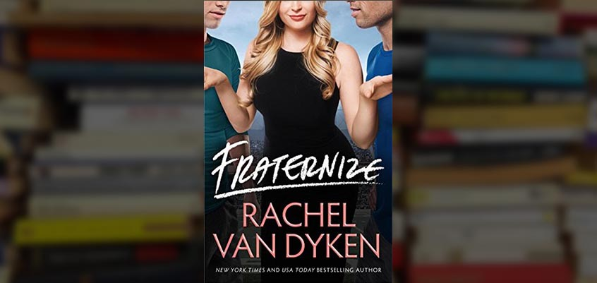 fraternize book, fraternize book review, ya book reviews, ya books, new ya books, new ya book releases, new books, upcoming books,