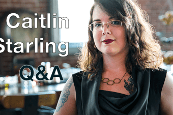 Q&A with Caitlin Starling, author of 'The Luminous Dead'