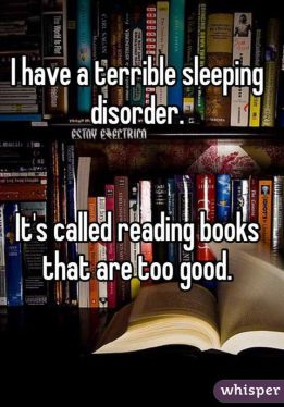 sleeping disorder