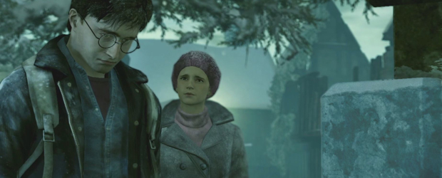 Image result for Harry Potter and the Deathly Hallows Part 1 game