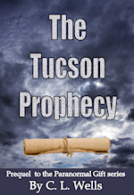 The Tucson Prophecy book cover
