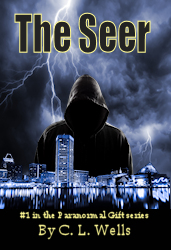The Seer book cover