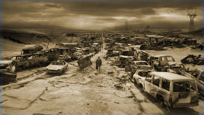 Flash Fiction Contest Post Apocalyptic Writing Prompt