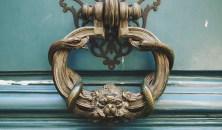 Door knocker | Re-Union by Brian Coughlan