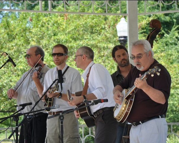 Dale Vanderpool and Friends in Goodale Park Columbus Ohio