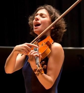 Eden MacAdam-Somer at Symphony Space NY, NY CI 40th 2013