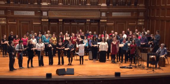 CI Community Choir with Eden