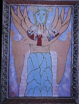 Book of Scivias: Mother Wisdom, Mother Church