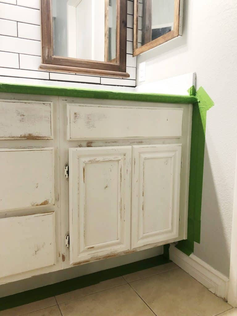 Giani Nuvo Cabinet paint tutorial