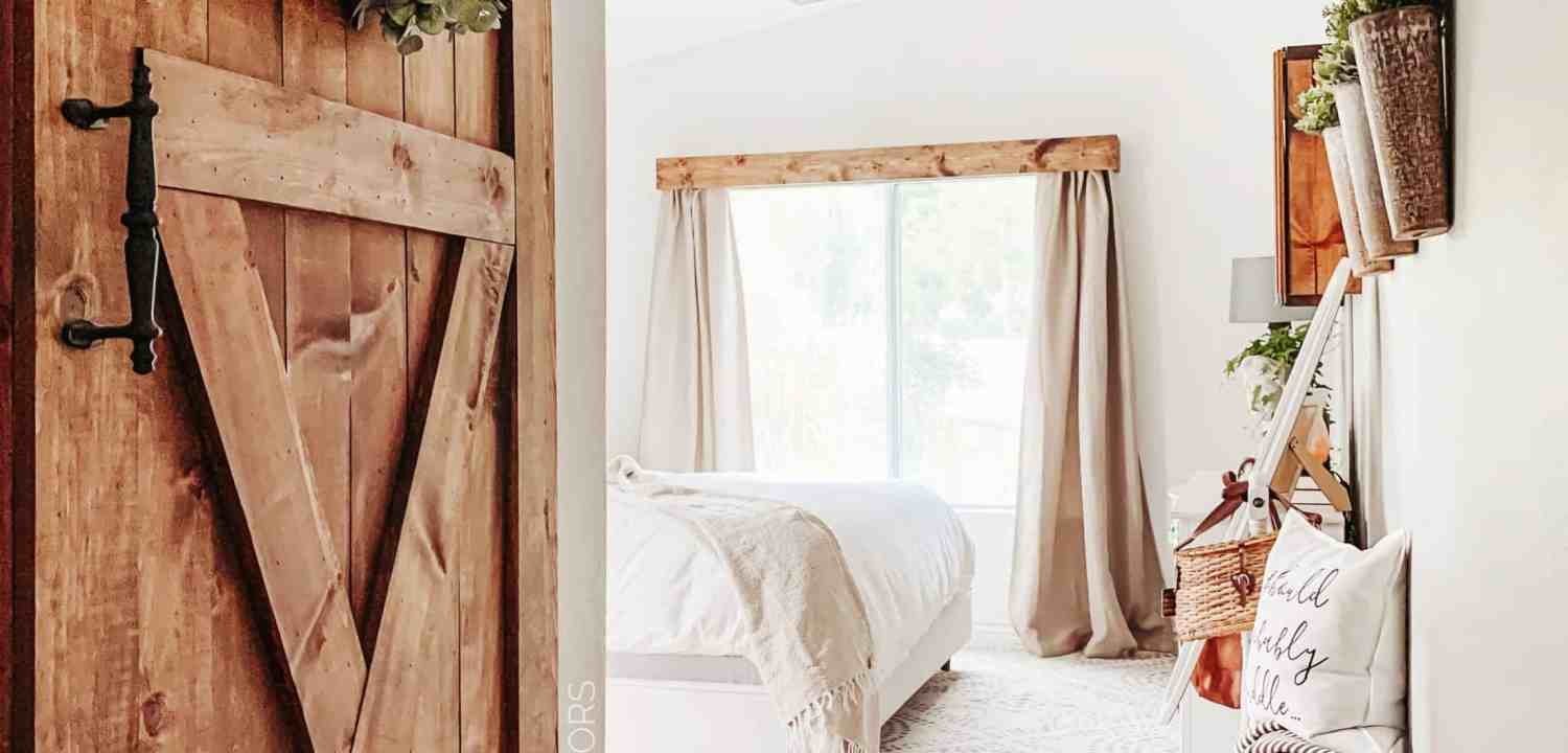 diy wood window valances