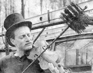 Home Fiddler On The Roof Chimney Sweep