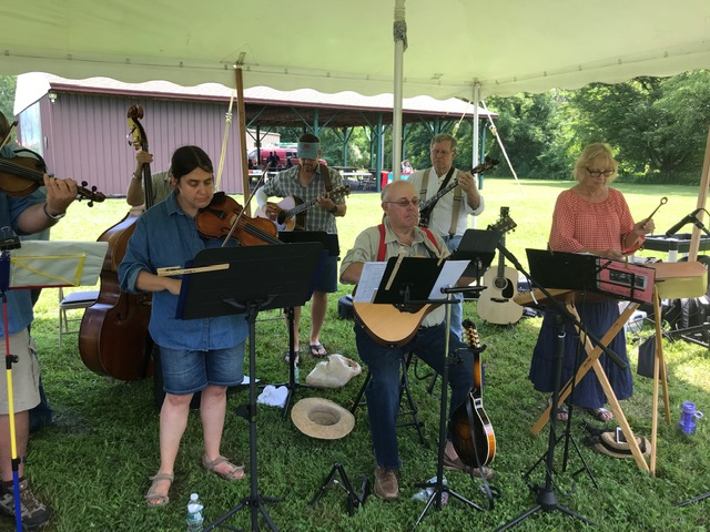 FOG Performs at Macedon Erie Canal Heritage Event