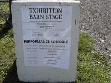 BarnStageSchedule