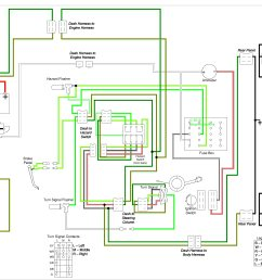 hazard switch u2013 brake light u2013 turn signal circuit analysisdatsun 240z ignition wiring diagram [ 10200 x 6600 Pixel ]