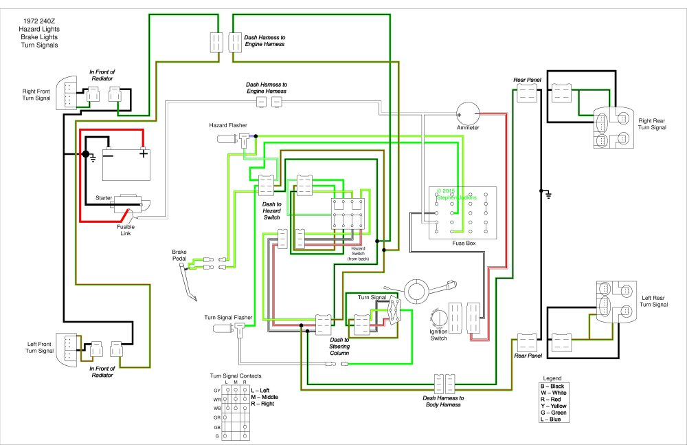 medium resolution of 240z wiring diagram backup light switch wiring diagram todaywrg 0626 240z wiring diagram 240z wiring