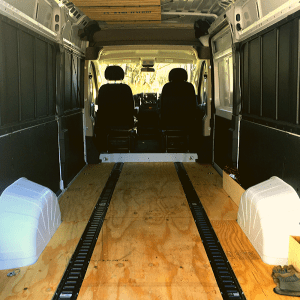 Safe, Dedicated and Fast Shipments! Sprinter Vans Leading the Way.