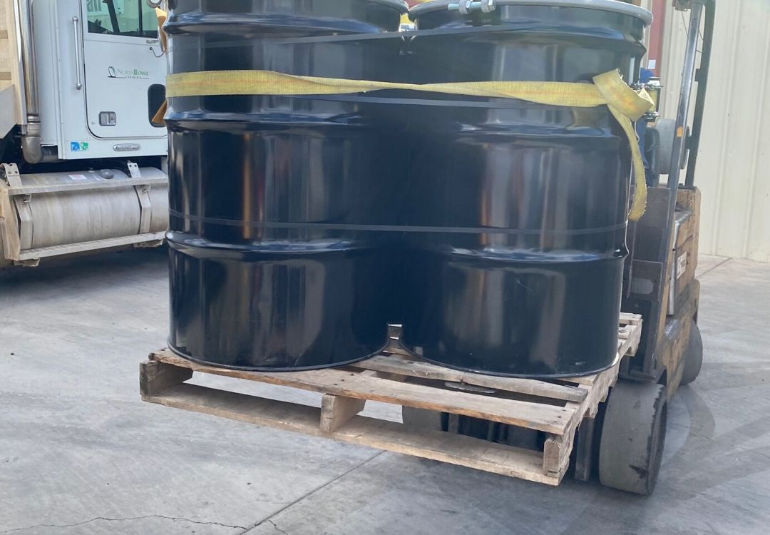 55 Gallon Drum Shipment