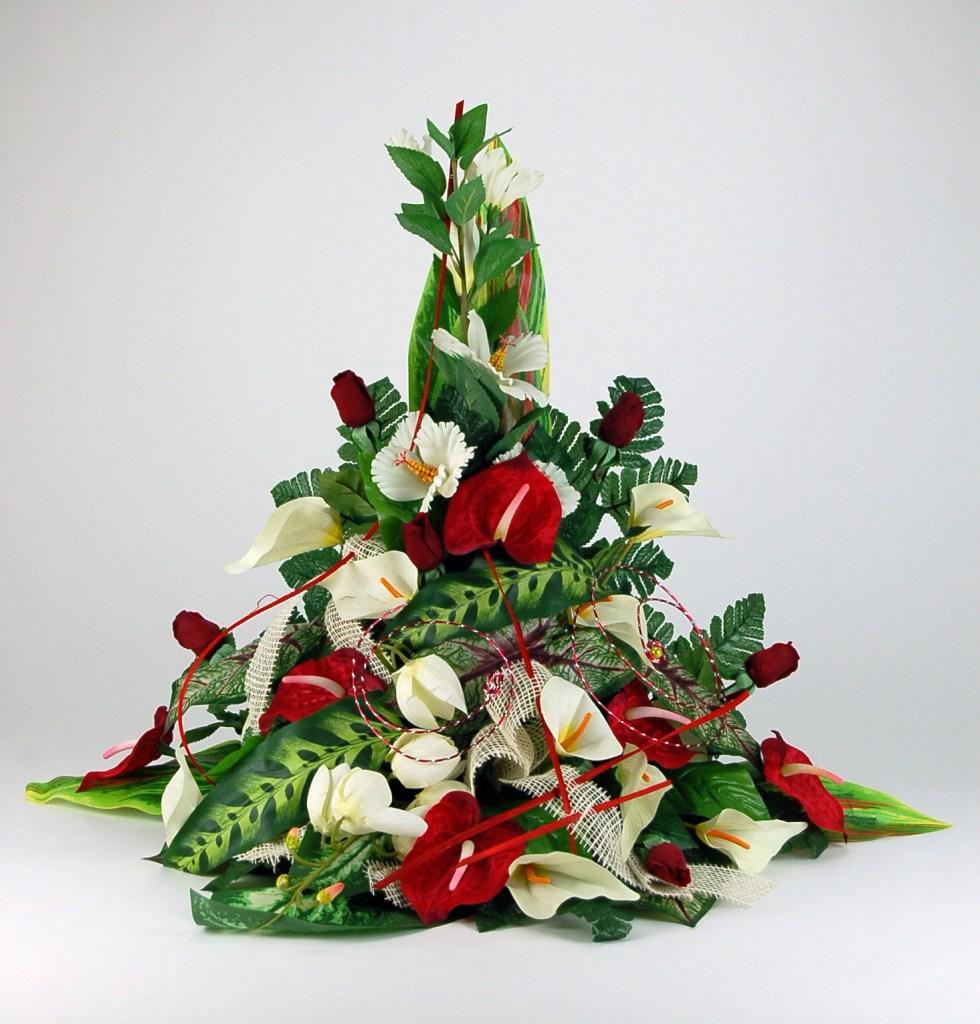 fleurs artificielles sardeco