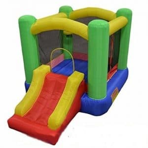 Little Castle Bounce House and Ball Pit