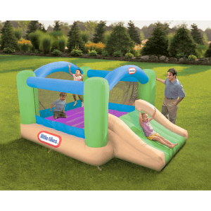 Jump and Slide Bouncer