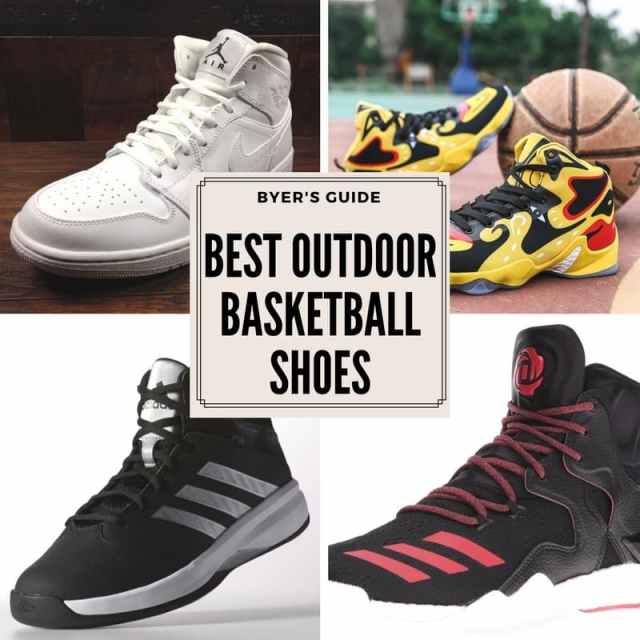 Top 10 Best Outdoor Basketball Shoes In 2018 – Reviews And Buyer's Guide