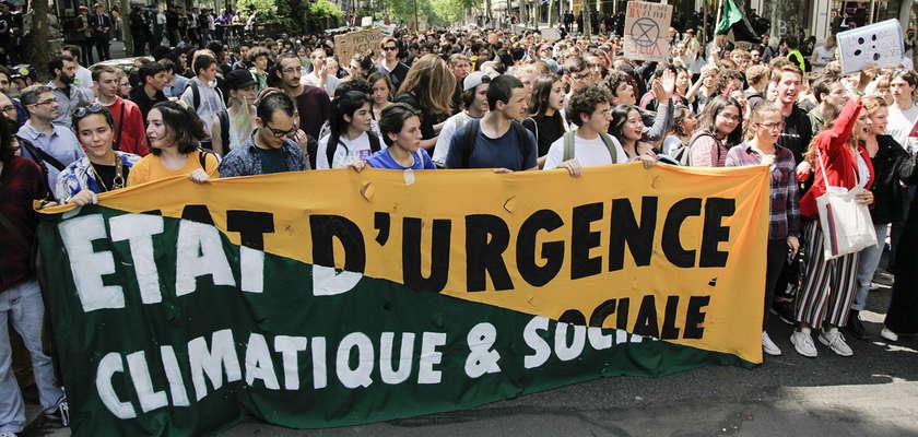 Agissons pour l'urgence écologique et sociale !