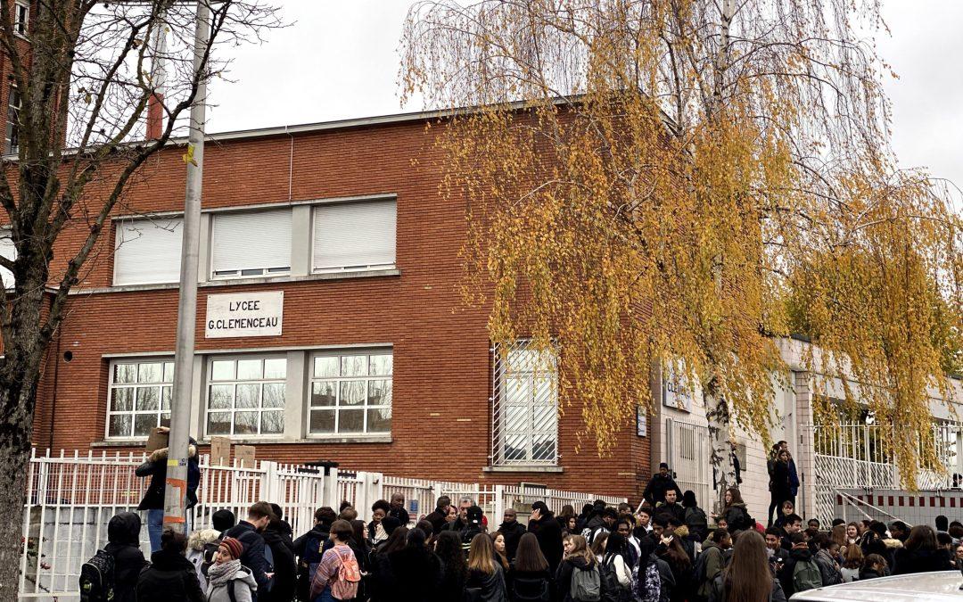 Immolations par le feu chez les jeunes : la FIDL appelle tous les lycéens à se mobiliser !