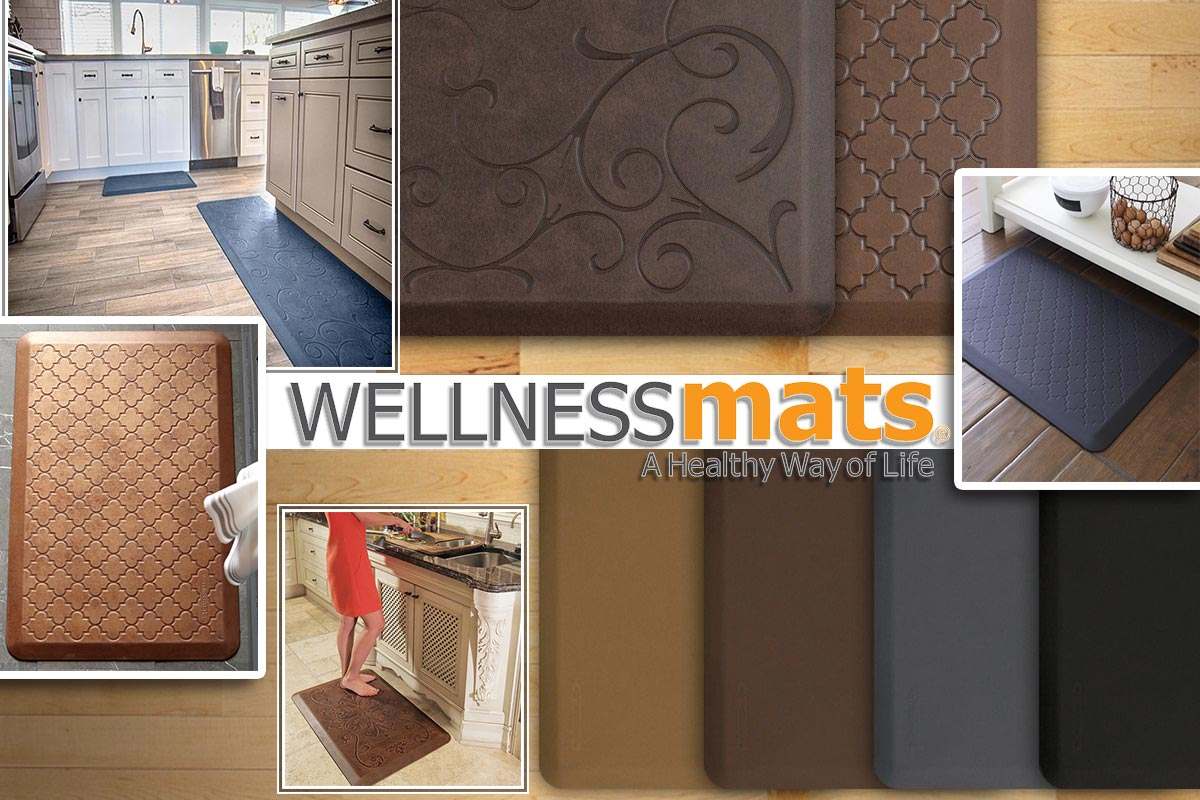 Wellness Mats-healthy way of life-comfort-feet-standing-mat