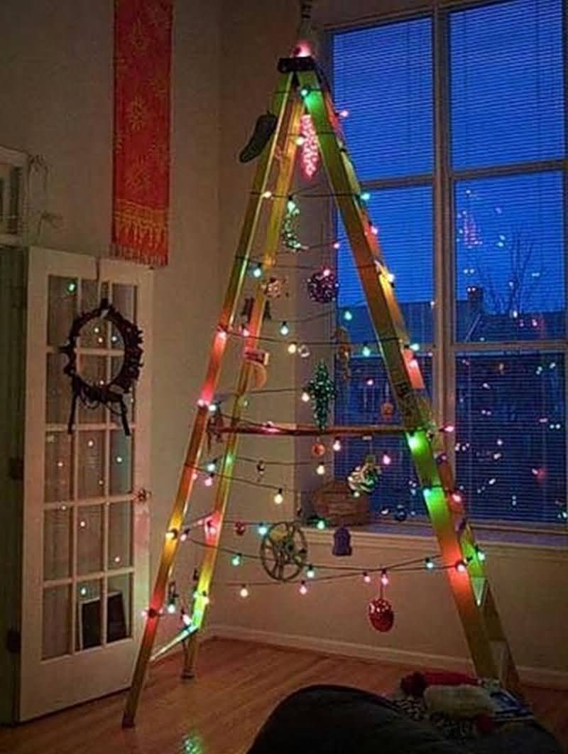 ladder christmas trees are set to be elevated to new heights for 2017 3
