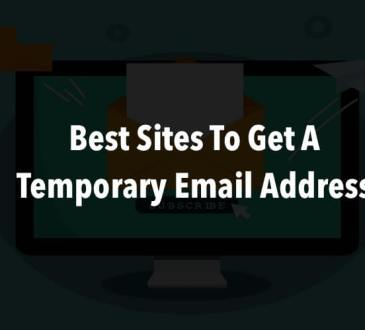 Temporary Email Address Sites