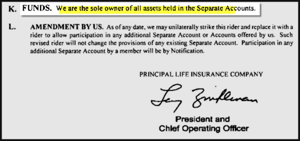 principal fraud