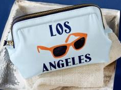 """""""Los Angeles"""" Cosmetics Bag"""