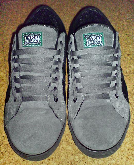 Ian39s Shoelace Site Shoe Lacing Photos Enlarge 811