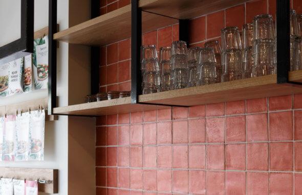 handmade ceramic tiles supplier field