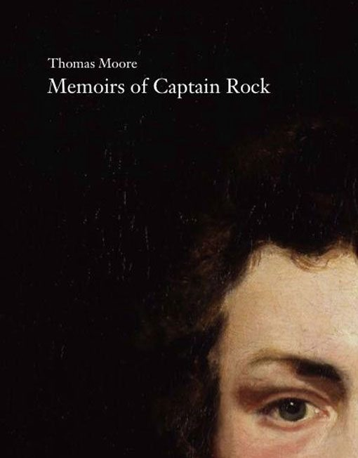 Portrait of Thomas Moore, James Archer Shee (attrib.), Field Day book cover, Captain Rock, Emer Nolan