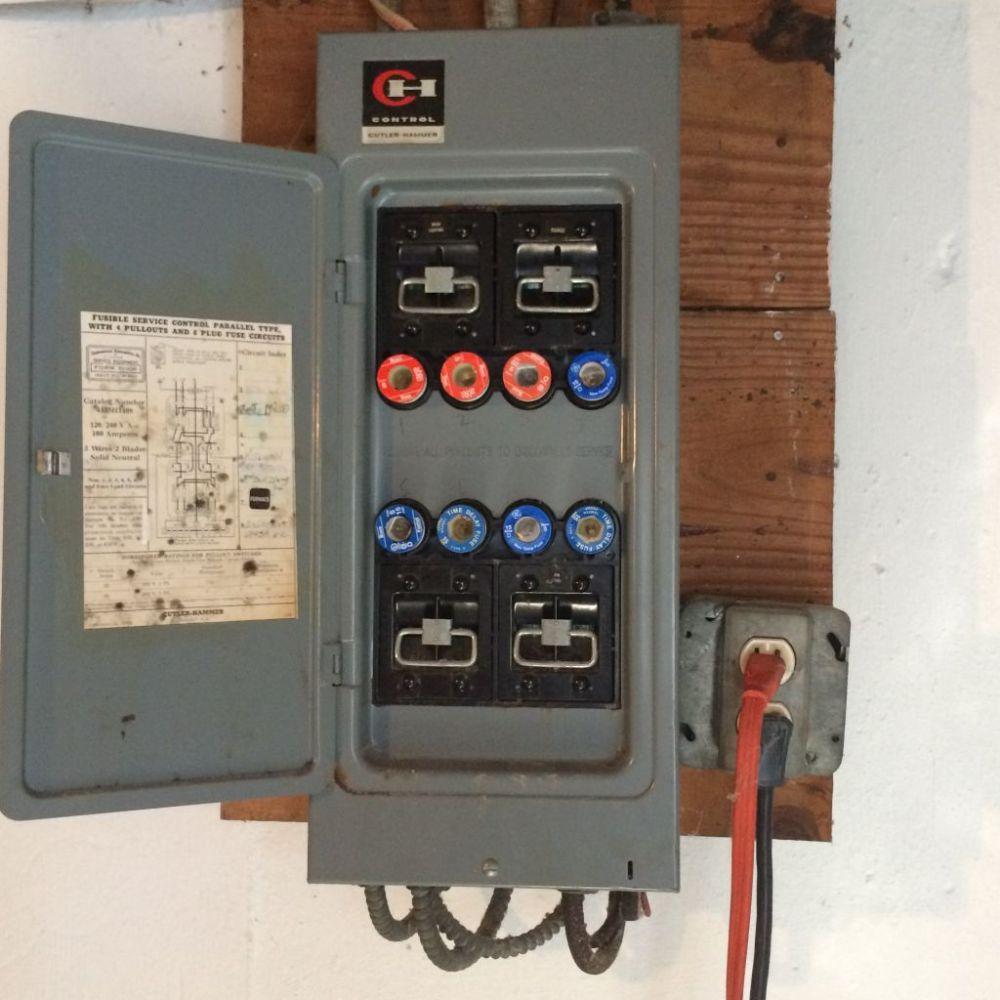 medium resolution of electrical estimate for fuse box upgrade