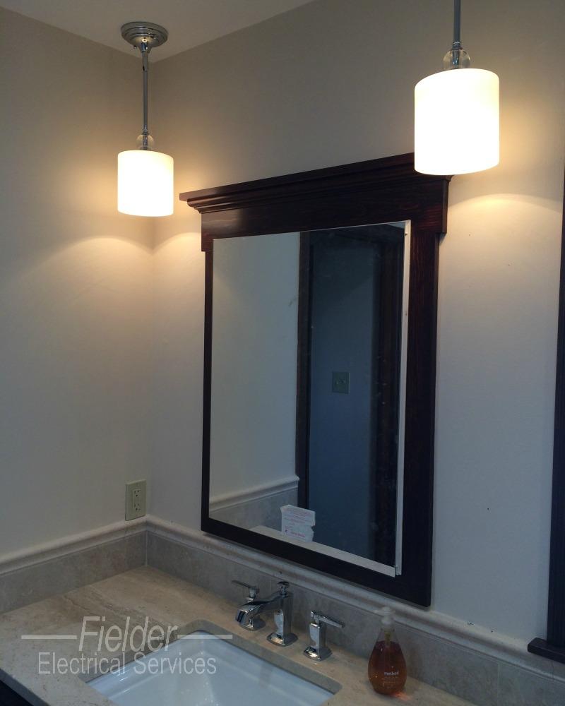 hight resolution of bathroom lighting
