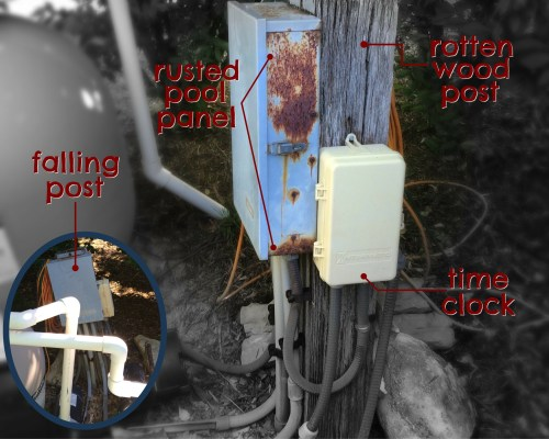 small resolution of electrical wiring your for pool or hot tub above ground pool wiring code