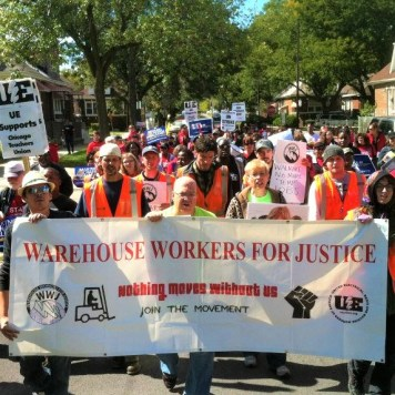 Warehouse Workers Justice Center