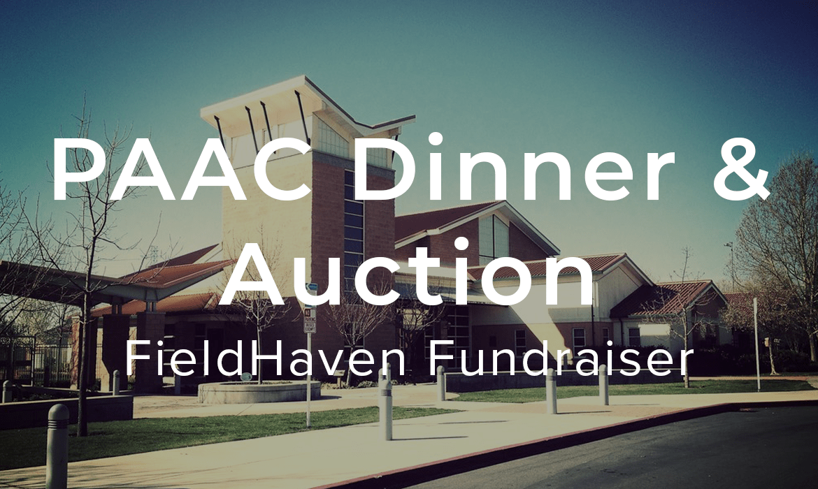 PAAC Dinner & Auction FieldHaven Fundraiser