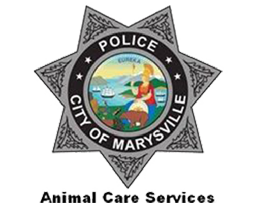 City of Marysville Animal Care Services logo