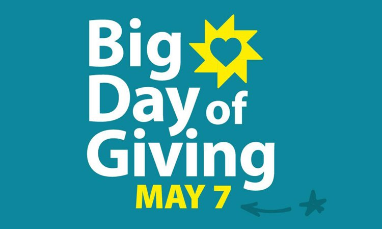 Big Day of Giving May 7