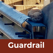 12 Saves of Christmas – Guardrail – FieldHaven's Heartwarming Save #4