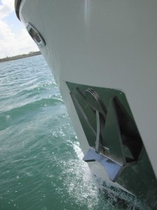 Sea trial of Greenline 40