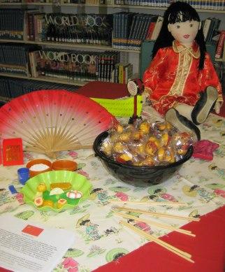 Tour Around the World China Doll