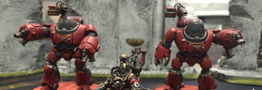 Adeptus Mechanicus Robots