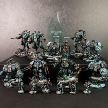 Best Armies of ATC 2018!
